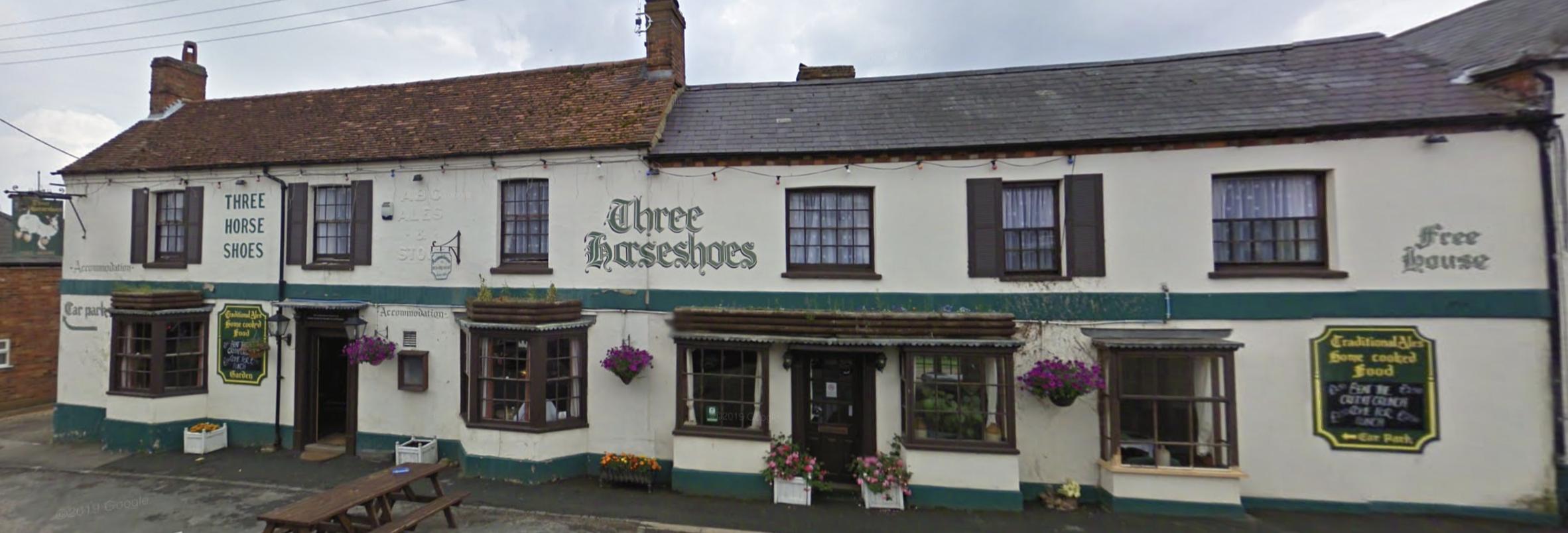 Three Horseshoes Pub, Drayton Parslow - Milton Keynes