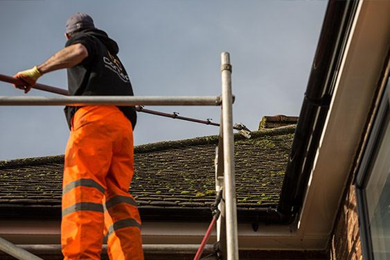 Concept Roof Cleaning, Milton Keynes Provides Info On Emerson Valley